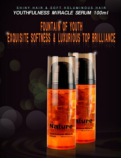The Nature Eco Love Story Youthfulness Miracle Serum 100ml